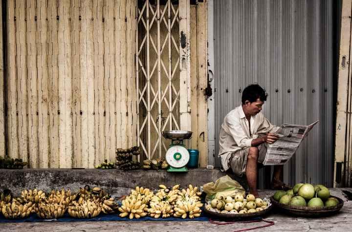 Foreigners Living In Da Nang,Vietnam